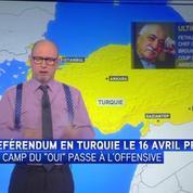 Référendum en Turquie le 16 avril prochain