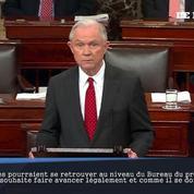 Jeff Sessions, sénateur très controversé, nommé ministre de la justice par Donald Trump
