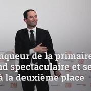 Baromètre Figaro Magazine : Hamon en forte hausse, Fillon chute