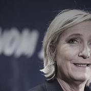 Présidentielle: Marine Le Pen au plus haut dans un sondage