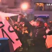 Affaire Théo: heurts entre manifestants et policiers à Paris