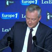Bruno Le Maire : La sortie de l'Euro ruinera la France, tout comme le projet de Marine Le Pen