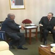 Algérie : le président Bouteflika apparaît à la télévision