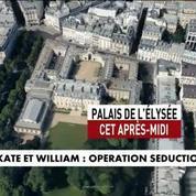 Kate et William : opération séduction à Paris