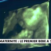Les femmes françaises ont leur premier bébé à 28,5 ans en moyenne