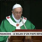 Pape François, quatre ans après