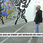 Exposition Roubaix : l'histoire du street art depuis 40 ans