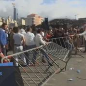 Au Liban, la rue gronde contre des hausses d'impôts