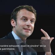 Déclaration de patrimoine de Macron: Anticor saisit la Haute autorité pour la transparence