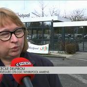Le désarroi des salariés de Whirpool Amiens