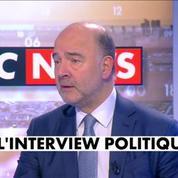 Pierre Moscovici : « Qui est la candidate de Vladimir Poutine en France ? C'est madame Le Pen ! »