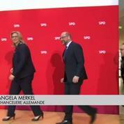 Allemagne : Merkel confortée en vue des législatives