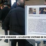 Louvre : l'expo Vermeer victime de son succès