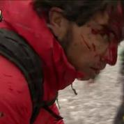 Eruption de l'Etna : des touristes et journalistes blessés