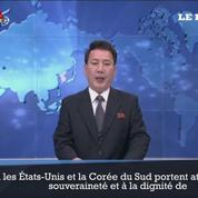 Pyongyang menace Washington de frappes