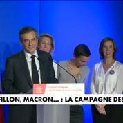 Fillon, Macron : la campagne des affaires