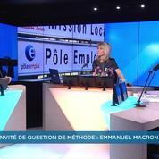 Les remèdes de Macron contre le chômage