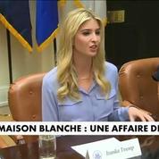Ivanka Trump : fille du Président et employée à la Maison Blanche