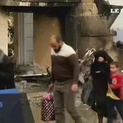 Des milliers de civils continuent de fuir l'ouest Mossoul