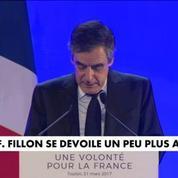 François Fillon se dévoile un peu plus à Toulon