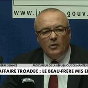 Affaire Troadec : le beau-frère, Hubert Caouissin, mis en examen