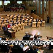 L'Ecosse se prononce sur un nouveau référendum d'indépendance
