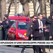 Colis piégé au siège du FMI à Paris : ce qu'il faut savoir