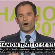 À Marseille, Hamon défend les banlieues qui