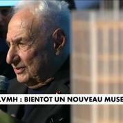 LVMH : un nouveau musée va ouvrir à Paris