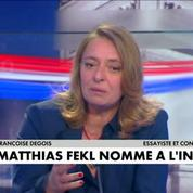 Matthias Fekl nouveau ministre de l'Intérieur