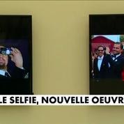 Le selfie : nouvelle oeuvre d'art