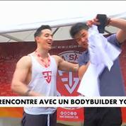 Rencontre avec un bodybuilder youtubeur