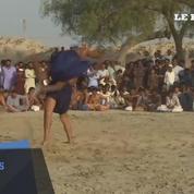 Connaissez-vous le Malakhro, un sport de lutte traditionnelle spectaculaire du Pakistan ?