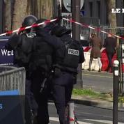 Une personne blessée après un courrier piégé au siège du FMI à Paris