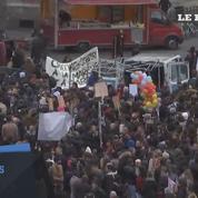 Grande marche à Paris contre les violences policières