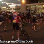 En Afrique du sud, des vents violents forcent à l'annulation d'une course cycliste