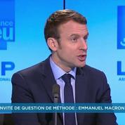 Emmanuel Macron donne des précisions sur la déclaration de son patrimoine