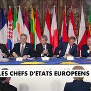 L'Union europénne renouvelle ses voeux de mariage