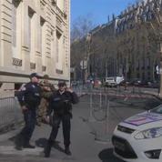 Un courrier piégé explose au siège parisien du FMI