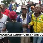 Nouvelle vague de xénophobie en Afrique du Sud