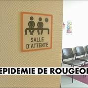 Rougeole : Épidémie en Moselle