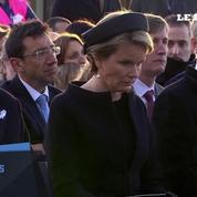 Un an après, la Belgique commémore les attentats de Bruxelles