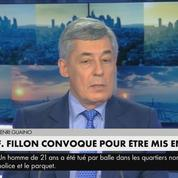 Guaino: «François Fillon ne peut pas gouverner»