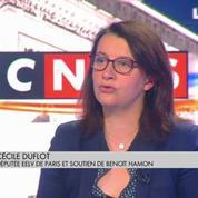 Cécile Duflot : M. Valls instille du poison dans la campagne de B.Hamon