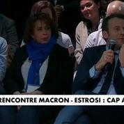 Que cache la rencontre Macron-Estrosi à Marseille