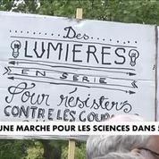 Une marche pour les sciences organisée partout dans le monde, pour défendre l?avenir de la recherche