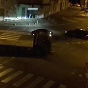 Dans le Vaucluse, le braquage d'une banque au camion-bélier tourne mal