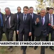 Macron : une journée en Haute-Vienne, sous le signe de l'Histoire.