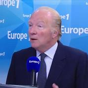 Pour Brice Hortefeux, les législatives de la droite reposeront sur Baroin et Wauquiez