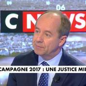 Jean-Jacques Urvoas : L''indépendance de la justice ne fait pas partie du vocabulaire de François Fillon